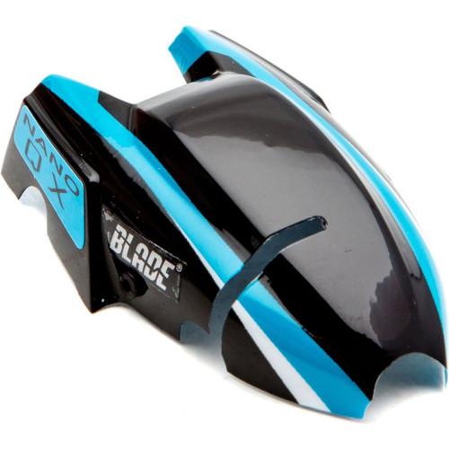 BLH7201 Опция для дронов BLADE Canopy for Nano QX FPV Quadcopter (Blue)