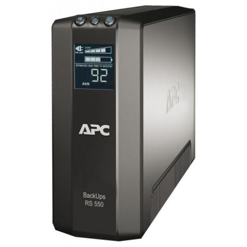 ИБП APC BR550GI Back-UPS 550VA LCD
