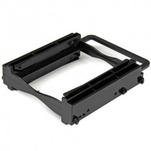 "BRACKET225PT Крепление Startech Dual 2.5"" SSD/HDD Mounting Bracket for 3.5"" Drive Bay - Tool-Less Installation"