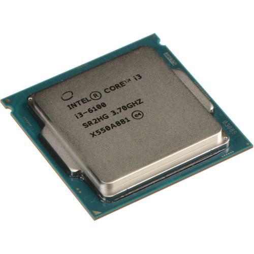 BX80662I36100 Процессор Intel Core i3-6100 Skylake (3700MHz, LGA1151, L3 3072Kb)