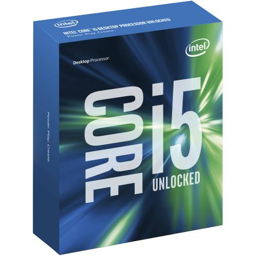 BX80662I56600K Процессор Intel Core i5-6600K Skylake (3500MHz, LGA1151, L3 6144Kb), BOX