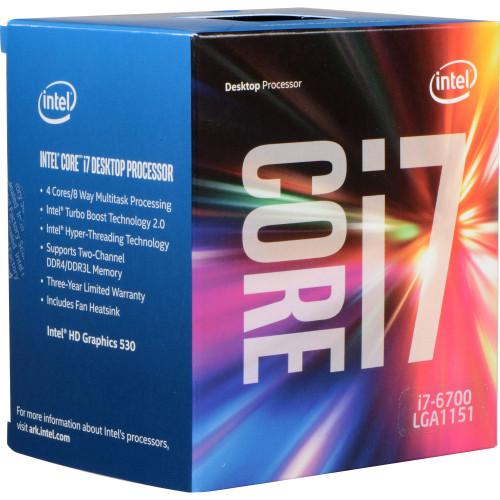 BX80662I76700 Процессор Intel Core i7 - 6700 BOX