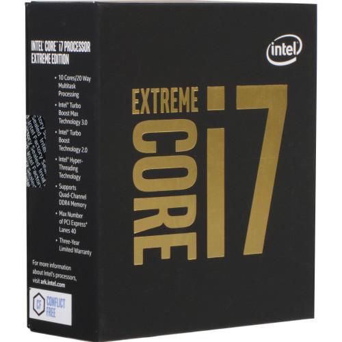BX80671I76950X Процессор Intel Core i7 - 6950X Extreme Edition BOX