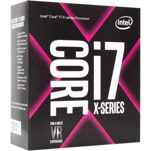 BX80673I77800X Процессор INTEL Core i7-7800X X-Series 3.5GHz 6-Core LGA2066