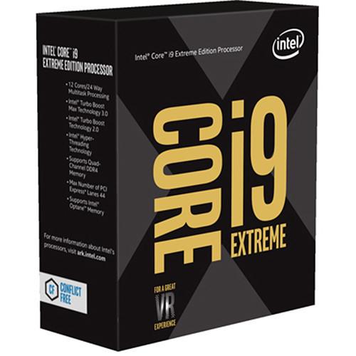 BX80673I97980X Процессор Intel Core i9-7980XE Extreme Edition BOX (без кулера)
