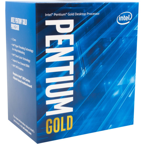 BX80684G5500 Процессор Intel Pentium G5500 3.8 GHz Dual-Core LGA 1151