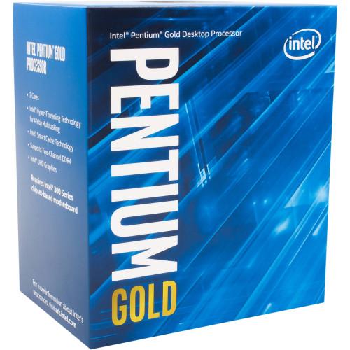 BX80684G5600 Процессор Intel Pentium G5600 3.9 GHz Dual-Core LGA 1151