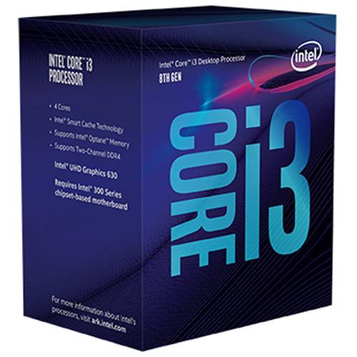 BX80684I38100 Процессор Intel Core i3-8100 Coffee Lake (3600MHz, LGA1151 v2, L3 6144Kb)