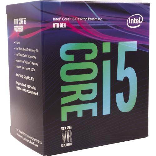 BX80684I58500 Процессор Intel Core i5-8500 3.0 GHz 6-Core LGA 1151