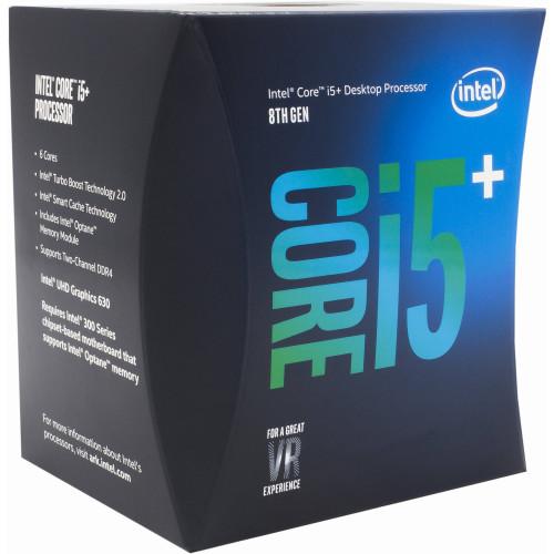 BX80684I58600 Процессор Intel Core i5-8600 3.1 GHz 6-Core LGA 1151