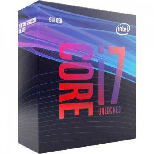 BX80684I79700K Процессор Intel Core i7-9700K BOX (без кулера)