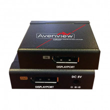 C-DP4K-EXT Видео удлинитель/репитер AVENVIEW 4K DisplayPort Repeater and Signal Enhancer