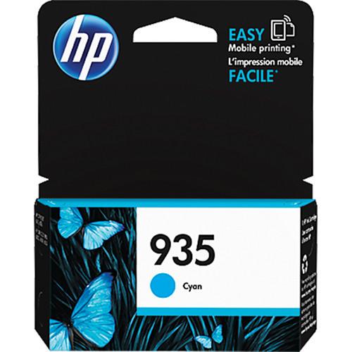 C2P20AN#140 Струйный картридж HP 935 Cyan Ink Cartridge - Бирюзовый