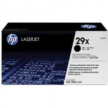 C4129X лазерный картридж HP LaserJet 29X Black Toner Cartridge (Maximum Capacity) - Черный