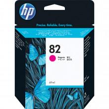 C4912A Струйный картридж HP 82 Magenta Ink Cartridge (69ml) for the HP DesignJet 500SP and 800SP Printers - пурпурный