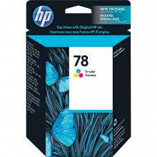 C6578DN#140 картридж HP 78 Tri-Color Inkjet Print Cartridge - Трехцветный