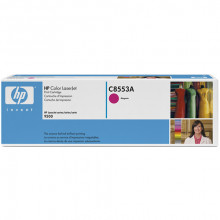 C8553A лазерный картридж HP Color LaserJet Magenta Toner Cartridge - пурпурный