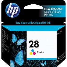 C8728AN картридж HP 28 Tri-Color Inkjet Print Cartridge - Трехцветный