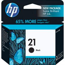 C9351AN#140 картридж HP 21 Black Inkjet Print Cartridge (5ml) for PSC 1410 All-in-One Printer - Черный