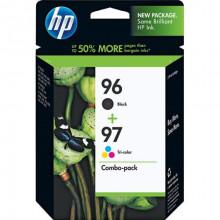 C9353FN#140 Струйный картридж HP 96 Black/97 Tri-color (2шт) Original Ink Cartridges - Черный, Трехцветный