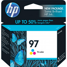 C9363WN#140 картридж HP 97 Tri-Color Inkjet Print Cartridge - Трехцветный