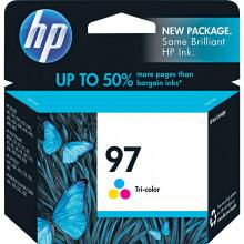C9363WN#140 картридж HP 97 Tri-Color Inkjet Print Cartridge - Трехцветный