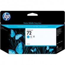 C9371A Струйный картридж HP 72 Cyan Ink Cartridge (130 ml) - Бирюзовый