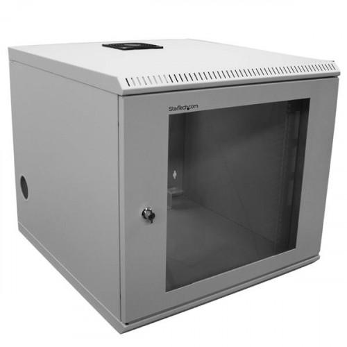 "CAB1019WALL Оборудование для стойки Startech.com 10U 19"" Wall Mounted Server Rack Cabinet"