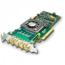 CORVID 88-T Устройство видеозахвата AJA Corvid 88 8-Channel 3G-SDI I/O Card with Fan