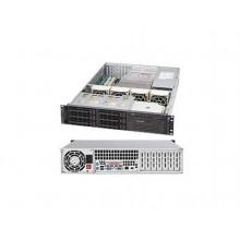 Корпус для сервера 2U 650W BLACK CSE-823TQ-653LPB SUPERMICRO
