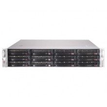 Корпус для сервера 2U 740W CSE-826BE1C-R741JBO SUPERMICRO