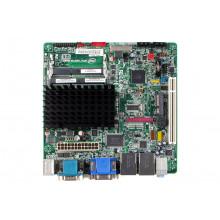 Материнская плата Intel D2500CC/D2500CCE (Mini-ITX, с процессором Intel Atom D2500, 2x 1.86GHz, 10W TDP)