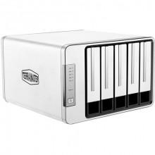 D5-300 Дисковое хранилище TerraMaster D5-300 5-Bay USB 3.1 Gen 1 Type-C RAID Enclosure (without HDD)