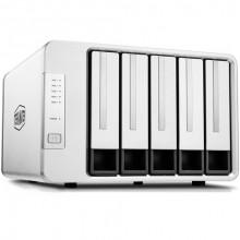 "D5-300C Внешний карман для HDD TerraMaster 5-Bay 2.5""/3.5"" SATA USB 3.0 Type-C RAID Enclosure"
