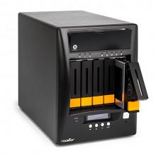 D5NAS56-S20 Сетевой накопитель Rocstor Enteroc N56 Desktop NAS Server with Dual Gigabit Ethernet (20TB HDD)