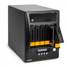 D5NAS56-S40 Сетевой накопитель Rocstor Enteroc N56 Desktop NAS Server with Dual Gigabit Ethernet (40TB HDD)