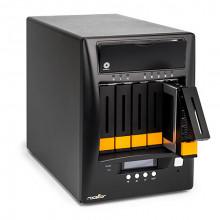 D5NAS56-S50 Сетевой накопитель Rocstor Enteroc N56 Desktop NAS Server with Dual Gigabit Ethernet (50TB HDD)