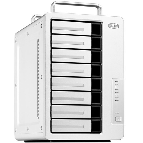 D8-THUNDERBOLT 3 Дисковое хранилище TerraMaster D8 Thunderbolt 3 8-Bay RAID Enclosure (without HDD)