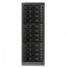 DAGE1240BK-3MS Дисковое хранилище iStarUSA DAGE1240BK-3MS 12-Bay SAS/SATA 6 Gb/s miniSAS Hotswap JBOD Enclosure (Black)