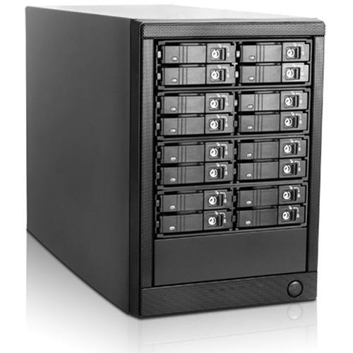 DAGE16402-4MS Дисковое хранилище iStarUSA Kit of S-5B-HLS-JB JBOD Tower, Hot-Swap Rack, Dual miniSAS Device Adapter & Internal miniSAS Cable