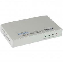 DIGI-HDX-S передатчик видеосигнала INTELIX HDMI Extender Transmitter Unit over HDBaseT with Ethernet, RS232, Bi-Directional IR, and PoE (295')