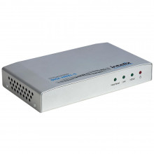 DIGI-HDXL-S передатчик видеосигнала INTELIX HDMI Extender Transmitter Unit over HDBaseT with Ethernet, RS232, Bi-Directional IR, and PoE (492')