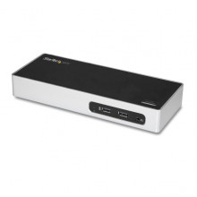 DK30ADD Док-станция STARTECH USB 3.0 Dual-Monitor - HDMI, DVI or HDMI, VGA