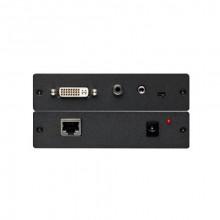 DL-DVI-S передатчик видеосигнала DIGITALINX DVI-D & Audio Transmitter Over CATx