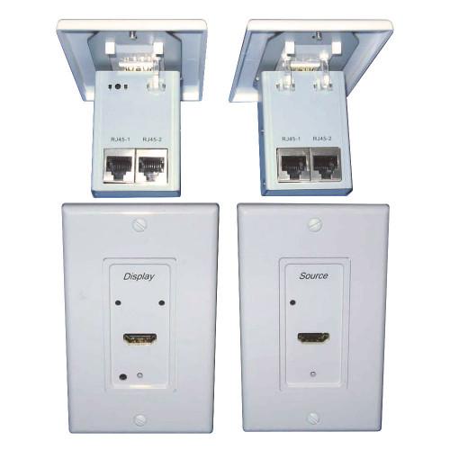 DL-HDCAT-WP-S передатчик видеосигнала DIGITALINX HDMI 1.4 Wall Plate Transmitter Over CATx (165')
