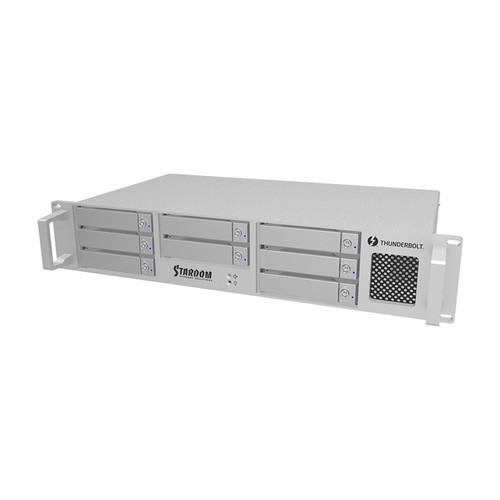 DR8-TB2 Дисковое хранилище STARDOM 8-Bay Thunderbolt 2 RAID Enclosure