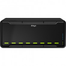 DRB810N5A21-16H Сетевой накопитель Drobo 16.256TB (4 x 4TB HDD, 1 x 256GB SSD) B810n 8-Bay NAS Server