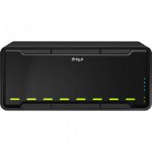 DRB810N5A21-24H Сетевой накопитель Drobo 24.512TB (6 x 4TB HDD, 2 x 256GB SSD) B810n 8-Bay NAS Server