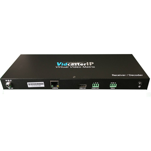 DT-HDVD-IPSTR-RX Видео удлинитель/репитер DATA-TRONIX H.264 HDMI Decoder with VidCasterIP System