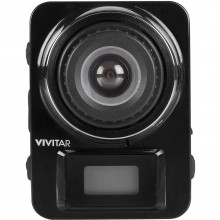 DVR906HD-BLK Экшн-камера VIVITAR DVR 906HD LifeCam Wearable Camcorder